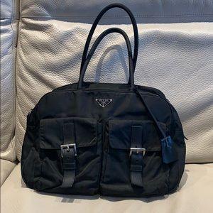 Authentic PRADA Vintage TESSUTO NYLON BAG